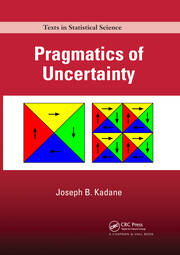 Pragmatics of Uncertainty - 1st Edition book cover