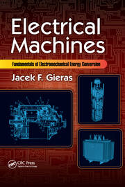 Electrical Machines - 1st Edition book cover