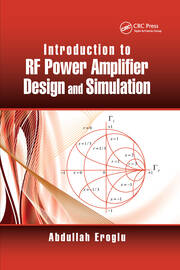 Introduction to RF Power Amplifier Design and Simulation - 1st Edition book cover