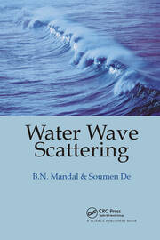 Water Wave Scattering - 1st Edition book cover