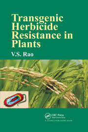 Transgenic Herbicide Resistance in Plants - 1st Edition book cover