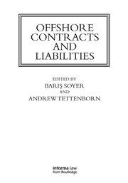 Offshore Contracts and Liabilities - 1st Edition book cover