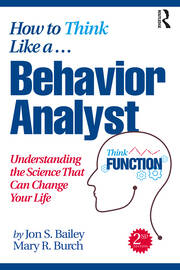 How to Think Like a Behavior Analyst - 2nd Edition book cover