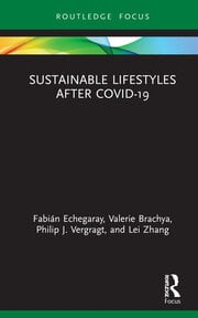 Sustainable Lifestyles after Covid-19 book cover