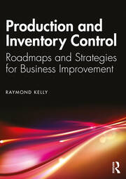 Production and Inventory Control - 1st Edition book cover