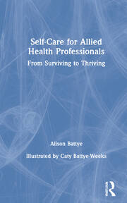 Self-Care for Allied Health Professionals - 1st Edition book cover