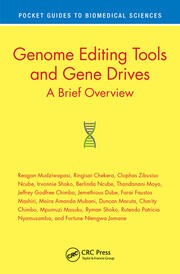 Genome Editing Tools and Gene Drives - 1st Edition book cover