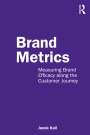 Brand Metrics - 1st Edition book cover