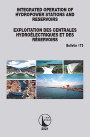 Integrated Operation of Hydropower Stations and Reservoirs/Exploitation des centrales hydroélectriques et des Réservoirs - 1st Edition book cover
