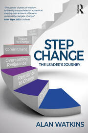 Step Change - 1st Edition book cover
