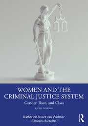 Women and the Criminal Justice System - 5th Edition book cover