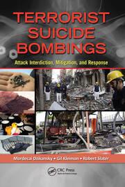 Terrorist Suicide Bombings - 1st Edition book cover