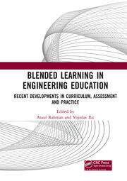 Blended Learning in Engineering Education - 1st Edition book cover