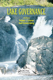 Lake Governance - 1st Edition book cover