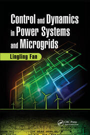 Control and Dynamics in Power Systems and Microgrids - 1st Edition book cover