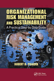 Organizational Risk Management and Sustainability - 1st Edition book cover