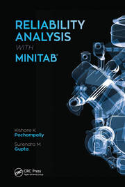 Reliability Analysis with Minitab - 1st Edition book cover