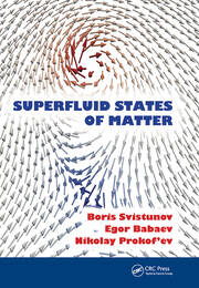 Superfluid States of Matter - 1st Edition book cover