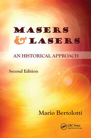 Masers and Lasers - 2nd Edition book cover