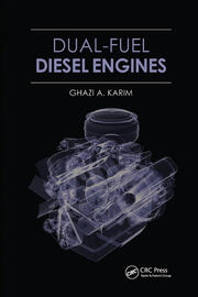 Dual-Fuel Diesel Engines - 1st Edition book cover