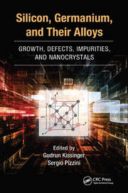Silicon, Germanium, and Their Alloys - 1st Edition book cover