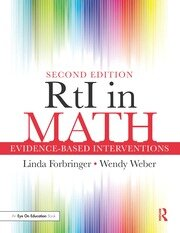RtI in Math - 2nd Edition book cover