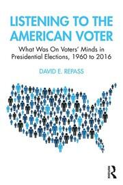 Listening to the American Voter - 1st Edition book cover