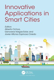Innovative Applications in Smart Cities - 1st Edition book cover