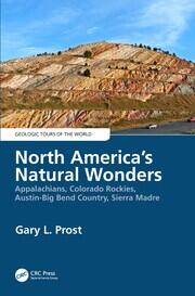 North America's Natural Wonders - 1st Edition book cover