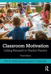 Classroom Motivation - 3rd Edition book cover