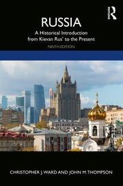 Russia - 9th Edition book cover