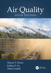 Air Quality - 6th Edition book cover