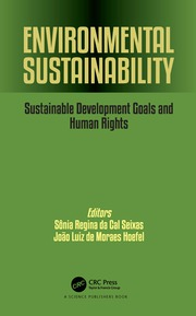 Environmental Sustainability - 1st Edition book cover