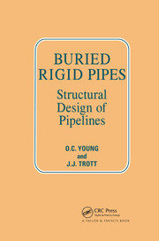 Buried Rigid Pipes - 1st Edition book cover