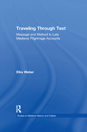 Traveling Through Text - 1st Edition book cover