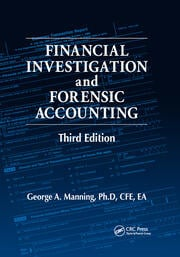 Financial Investigation and Forensic Accounting - 3rd Edition book cover
