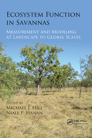 Ecosystem Function in Savannas - 1st Edition book cover
