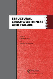 Structural Crashworthiness and Failure - 1st Edition book cover