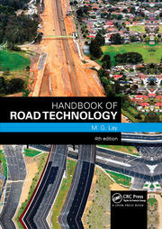 Handbook of Road Technology - 4th Edition book cover