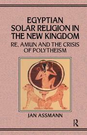 Egyptian Solar Religion - 1st Edition book cover