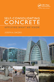 Self-Consolidating Concrete - 1st Edition book cover