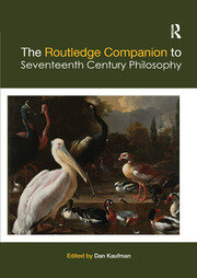 The Routledge Companion to Seventeenth Century Philosophy - 1st Edition book cover