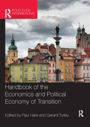 Handbook of the Economics and Political Economy of Transition - 1st Edition book cover