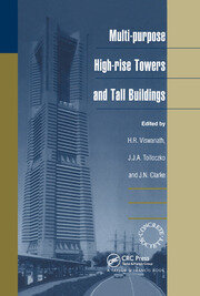Multi-purpose High-rise Towers and Tall Buildings - 1st Edition book cover