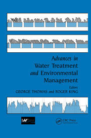 Advances in Water Treatment and Environmental Management - 1st Edition book cover