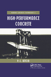 High Performance Concrete - 1st Edition book cover