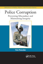 Police Corruption - 1st Edition book cover