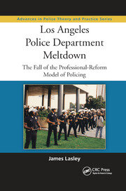 Los Angeles Police Department Meltdown - 1st Edition book cover