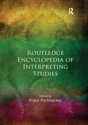 Routledge Encyclopedia of Interpreting Studies - 1st Edition book cover