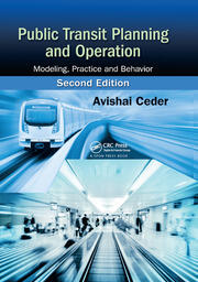 Public Transit Planning and Operation - 2nd Edition book cover